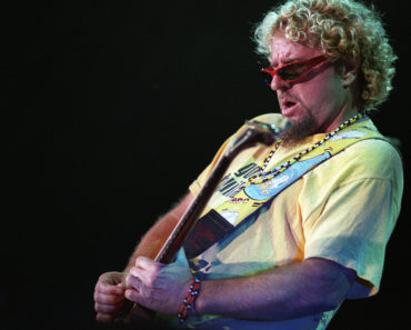 10 Things You Didn't Know About Sammy Hagar