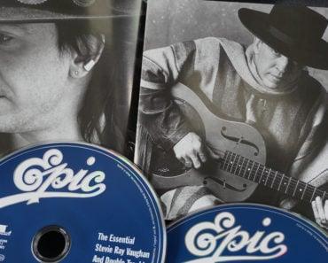 Stevie Ray Vaughan Albums Ranked