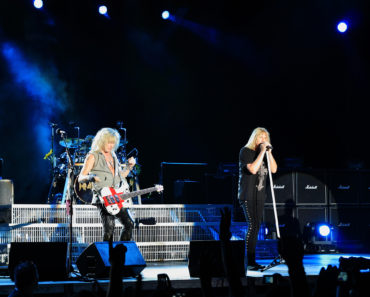 Def Leppard's High 'n' Dry Album 40 Years Later